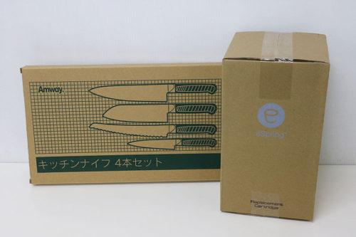 キッチンナイフ4本セット、eSpring浄水器Ⅱ用交換用カートリッジ