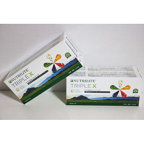 【買取実績】トリプルXレフィル[新製品] 4箱
