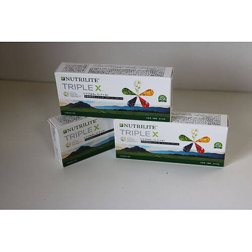 【買取実績】トリプルXレフィル[新製品]  3箱