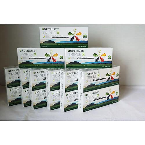 【買取実績】トリプルXレフィル[新製品] 14箱