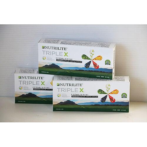 【買取実績】トリプルXレフィル[新製品] 2箱